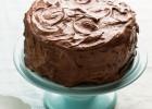 Νηστίσιμη τούρτα Black Forest, από την Ιόλη και  το sokolatomania.gr!