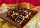 Κράκερ με καραμέλα και σοκολάτα ΧΩΡΙΣ ΓΛΟΥΤΕΝΗ, από  την Βίκη Βογιατζή και το vivoglutenfree.com!