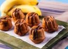 Μπουκιές με μπανάνες, από την Ελένη Καμάρδα και το nutriexperts.gr!