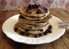 Τηγανίτες με μύρτιλα (blueberries) και κρέμα τυρί, από την Μπέττυ μας και το «Taste of life by Betty»!
