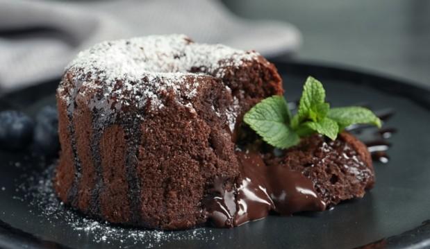 Ατομικά λάβα κέικ, από το icookgreek.com!