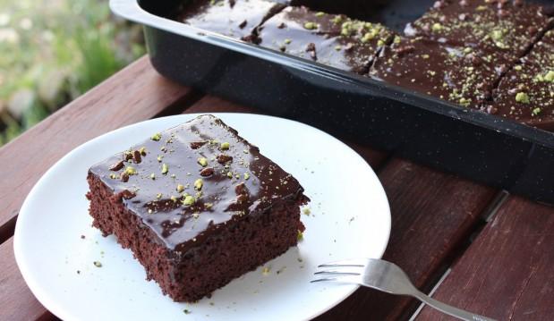 Πανεύκολo Νηστίσιμο Γλυκό-Ultimate Vegan Chocolate Cake(Video), από τον Δημήτρη Μιχαηλίδη και το pastrydesigns!