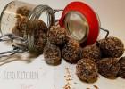 Κετογονική Διατροφή: Ganache με κρέμα καρύδας και τρουφάκια, από την αγαπημένη Mika Kitrina και το ketokitchenninja.com!