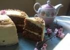 Το κέικ καρότου με cream cheese frosting του spoonlove, από την Νάντια Μαρκοπούλου και το spoonlove.gr!