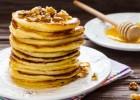 Τηγανίτες νηστίσιμες με μέλι και καρύδια, από το icookgreek.com!