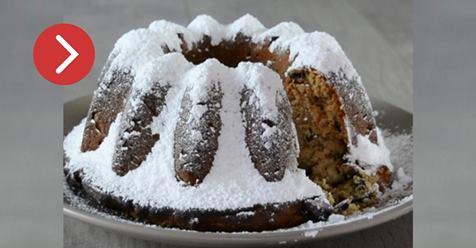 Νηστίσιμο κέικ με ταχίνι-πορτοκάλι (Βίντεο), από το icookgreek.com!