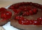 Τάρτα σοκολάτα με φράουλα, από το «Όλα Νηστίσιμα»!