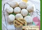 Νηστίσιμα μηλοπιτάκια, από την Αντριάνα και το Γλυκιές δημιουργίες by Andriana!