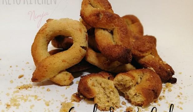Κετογονική Διατροφή : Πασχαλινά Κέτο κουλουράκια, από την αγαπημένη Mika Kitrina και το ketokitchenninja.com!