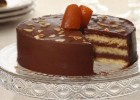 Τούρτα κέικ σοκολάτας νηστίσιμη, από το sintayes.gr!
