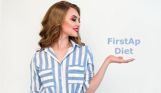 «ΔΙΑΙΤΑ FirstAp': Χάστε 10 κιλά σε 5 μέρες», από τον Γιώργο Τσιάνη και το logodiatrofis.gr!