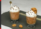 Σοκολατίνα πραλίνας με 4 υλικά και cookies(VIDEO), από τον Χάρη και Μιχάλη Καρελάνη και το redmoon-foodaholics.gr