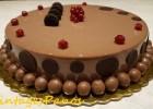 Τούρτα cookies chocolate αρωματισμένη με τόνκα, από τον Παναγιώτη Θεοδωρίτση και το sintages panos!