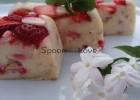 Χαλβάς ψυγείου με φράουλες, από την Νάντια Μαρκοπούλου και το Spoon 'n Love!