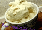 Κετογονική Διατροφή: Παγωτό Βανίλια από Crème Anglaise, από την αγαπημένη Mika Kitrina και το ketokitchenninja.com!