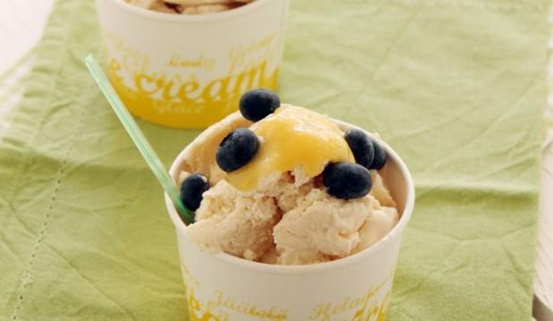 Παγωμένο γιαούρτι με λεμόνι και μπισκότο, από την Ερμιόνη Τυλιπάκη και το «The one with all the tastes»!