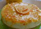 Τούρτα cheesecake πορτοκάλι, από την Ιωάννα Σταμούλου και το sweetly!