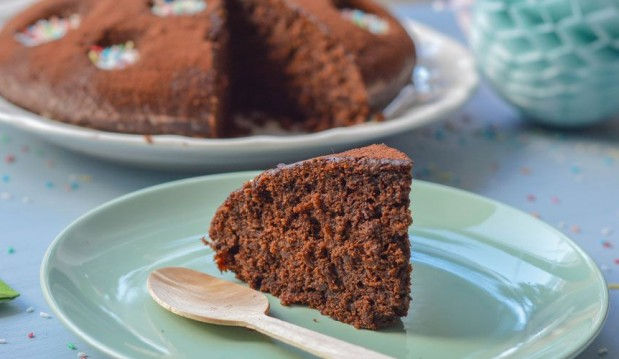 Κέικ σοκολάτας με Παντζάρι, από την Food Blogger Αγγελική Καλαμπόκα, και το mednutrition.gr!