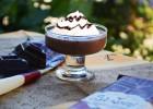 Φανταστική κρέμα σοκολάτας με κουβερτούρα Sissini ΧΩΡΙΣ ΓΛΟΥΤΕΝΗ, από την Ντίνα Καρα!!