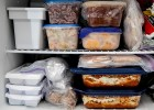 «Τι πρέπει να προσέξω όταν βάζω στην κατάψυξη ένα μαγειρεμένο φαγητό;», από την Αργυρώ μας!