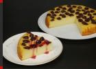 Καλοκαιρινή γαλατόπιτα με βύσσινα (Video), από τους Χάρη και Μιχάλη Καρελάνη και το redmoon-foodaholics.gr!