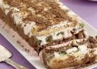 Κορμός παγωτό κασάτο, από το sintayes.gr!