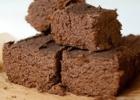 Κέικ – τούρτα χαρουπιού, από την  Creta Carob!