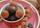 Ενεργειακές τρούφες σοκολάτας |Raw-Vegan, από την Ευτυχία Μαυραντζά και το sweetbynature.gr!