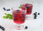 Ζελέ φράουλα με blueberries, από τον Γιώργο Τσούλη και το giorgostsoulis.com!