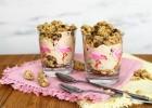 Μους φυστικοβούτυρου & τραγανό muesli με σοκολάτα, από την 'Αννα Χαλικιά και το madameginger.com!