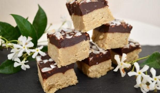 Ενεργειακές Μπάρες με Κάσιους   Cashew Energy Bars   Raw-Vegan, από την Ευτυχία Μαυραντζά και το sweetbynature.gr!!