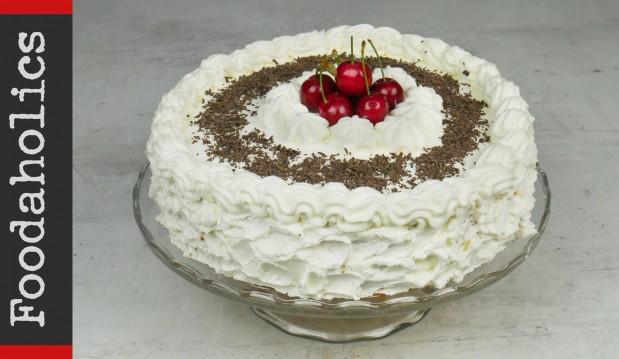 Γλυκό ψυγείου με φρέσκο κεράσι(VIDEO), από τους Χάρη και Μιχάλη Καρελάνη και το redmoon-foodaholics.gr!