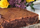 «Για αυτό το cheesecake brownie αξίζει να μπεις στην κουζίνα!», από την Evelina και το Lime+Life!