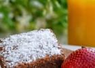 Brownies με ινδοκάρυδο, από την Evina Kapitzoglou και το cookandfeel.gr!
