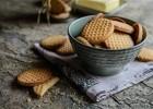 Μπισκότα βουτύρου με τρία υλικά, από τον Δημήτρη Σκαρμούτσο και το dimitrisskarmoutsos.gr!