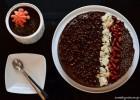 Νηστίσιμη Σοκολατόπιτα με Σουσάμι & Σύκα | Chocolate Fudge with Sesame & Figs | Raw-Vegan, από την  Ευτυχία Μαυραντζά και το sweetbynature.gr!